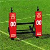 Fisher 2 Man Football CL Sleds w/ Standard Pads