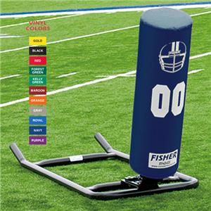 Fisher JV Football Tackle Sleds w/Round Pads