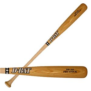 D-Bat Pro Stock-J33 Full Dip Ash Baseball Bats