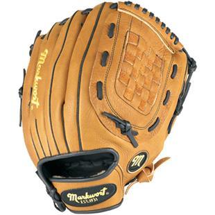 "Markwort 12 3/4"" Basket Web Baseball Gloves"