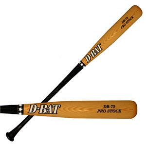 D-Bat Pro Stock-73 Two-Tone Baseball Bats