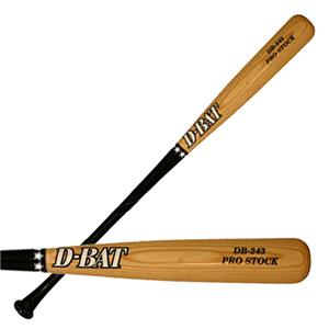 D-Bat Pro Stock-243 Two-Tone Baseball Bats