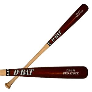 D-Bat Pro Stock-271 Two-Tone Baseball Bats