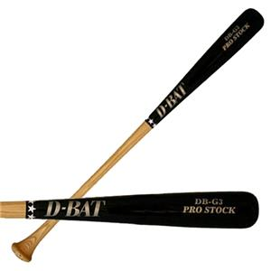 D-Bat Pro Stock-G3 Two-Tone Baseball Bats