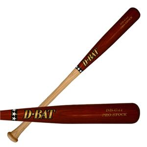 D-Bat Pro Stock-G44 Two-Tone Baseball Bats