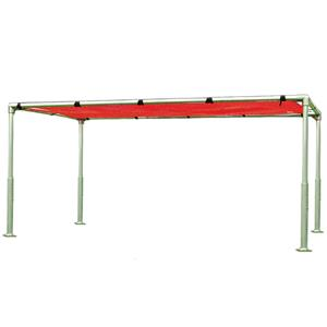 Fisher 5' x 10' Football Training Open Chute Tops