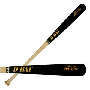 D-Bat Pro Cut-110 Two-Tone Baseball Bats