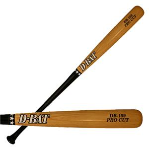 D-Bat Pro Cut-159 Two-Tone Baseball Bats