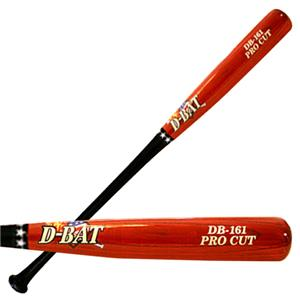 D-Bat Pro Cut-161 Two-Tone Baseball Bats