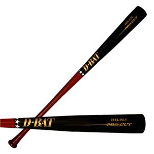 D-Bat Pro Cut-226 Two-Tone Baseball Bats