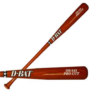 D-Bat Pro Cut-243 Full Dip Baseball Bats