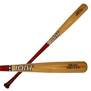 D-Bat Pro Cut-271 Two-Tone Baseball Bats