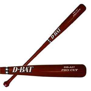 D-Bat Pro Cut-A27 Two-Tone Baseball Bats