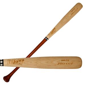 D-Bat Pro Cut-G3 Two-Tone Baseball Bats