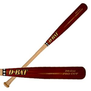 D-Bat Pro Cut-G44 Two-Tone Baseball Bats