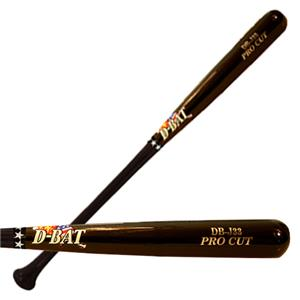 D-Bat Pro Cut-J33 Full Dip Ash Baseball Bats