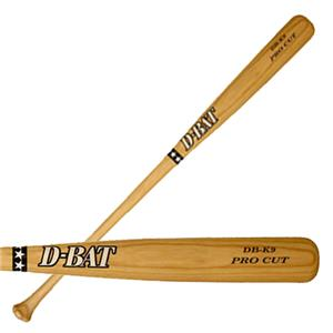 D-Bat Pro Cut-K9 Full Dip Ash Baseball Bats