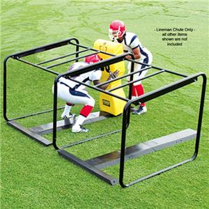 Fisher 2 Man Football Lineman Chutes