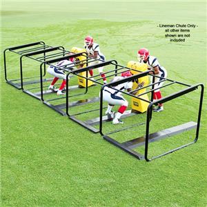 Fisher 5 Man Football Lineman Chutes