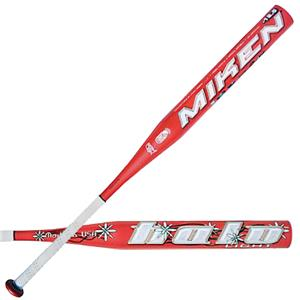 Miken Halo Light USSSA Certified Fastpitch Bat