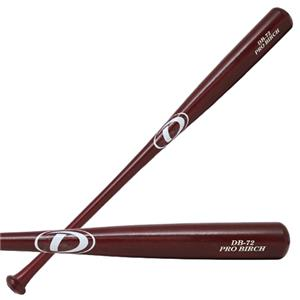 D-Bat Pro Birch-72 Full Dip Baseball Bats