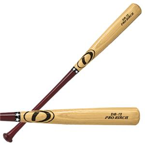 D-Bat Pro Birch-72 Half Dip Baseball Bats