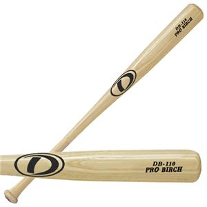 D-Bat Pro Birch-110 Full Dip Baseball Bats