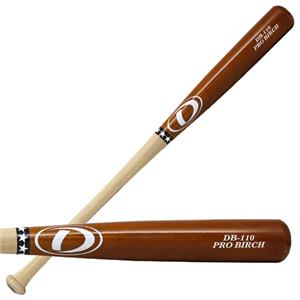 D-Bat Pro Birch-110 Half Dip Baseball Bats