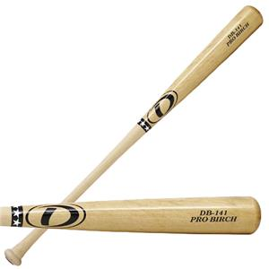 D-Bat Pro Birch-141 Full Dip Baseball Bats