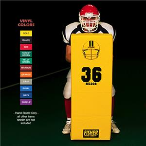 Fisher HD300 Full Body Football Hand Shields