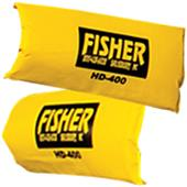 Fisher HD400JR Curved Forearm Football Shields