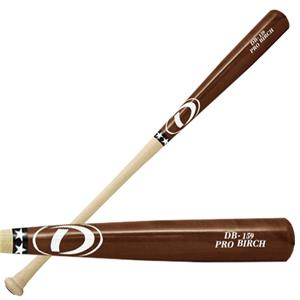 D-Bat Pro Birch-159 Half Dip Baseball Bats