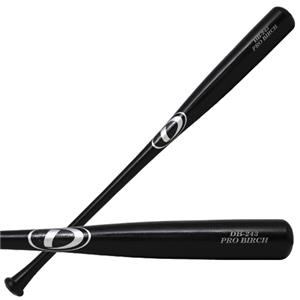 D-Bat Pro Birch-243 Full Dip Baseball Bats