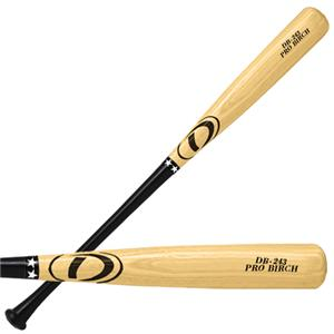 D-Bat Pro Birch-243 Half Dip Baseball Bats