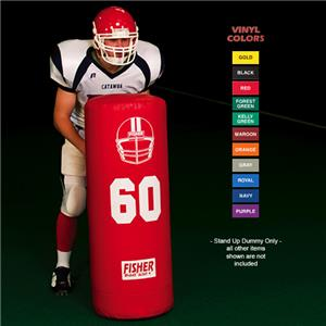 Fisher HW60 Heavyweight Football Stand-Up Dummies