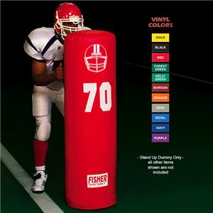 Fisher HW70 Heavyweight Football Stand-Up Dummies