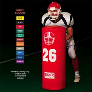 "Fisher SUD4216 Round 16"" Football Stand-Up Dummies"