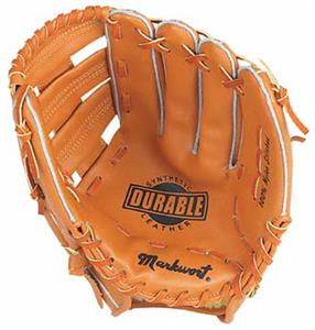 "Triple-T Open Web In & Outfield 12"" Baseball Glove"
