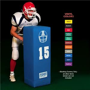 Fisher SD15 Square Football Blocking Dummies