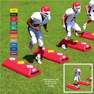 Fisher Direct Step Football Agility Dummies