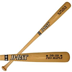 D-Bat Pro Maple-159 Full Dip Maple Baseball Bats