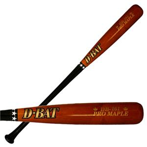 D-Bat Pro Maple-161 Two-Tone Baseball Bats