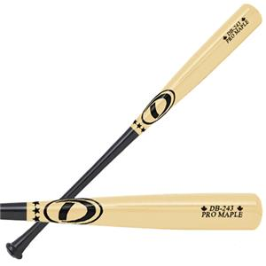 D-Bat Pro Maple-243 Half Dip Baseball Bats
