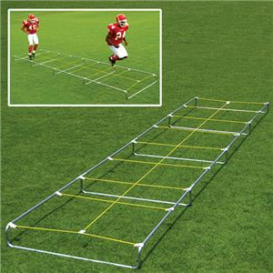 Fisher 20' Football Agility Master Trainers
