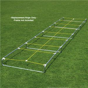 Fisher 20&#39; Football Agility Master Replace Ropes
