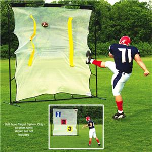 Fisher Deluxe Football Skill Zone Target Systems
