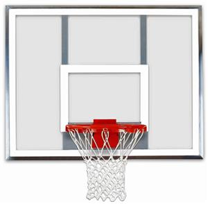 "Bison Unbreakable 42""x54"" Polycarbonate Backboard"