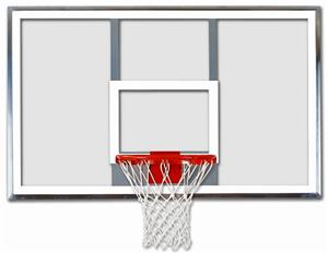 Bison Unbreakable Official Polycarbonate Backboard