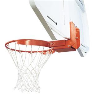 Bison FlexCourt Rear Mount Flex Basketball Goal
