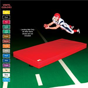 Fisher Football Training Landing Mats